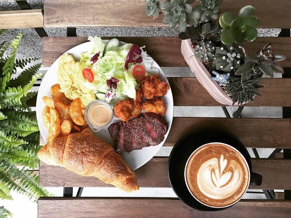 肉肉咖啡 ROU ROU Kaffee