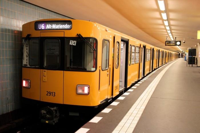 U-Bahn (地鐵 -像台灣的捷運) & S-Bahn快捷鐵路