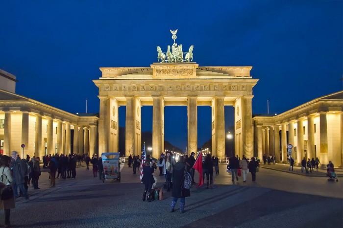 布蘭登堡門(Brandenburger Tor)