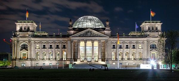德國國會大廈(Reichstag)
