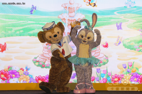 香港迪士尼全新嘉年華 搶攻暑假親子家庭客