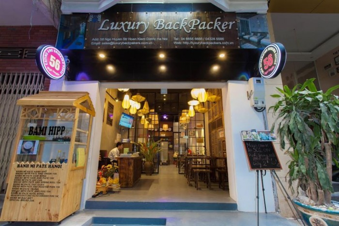 奢華背包客酒店 (Luxury Backpakers Hotel)