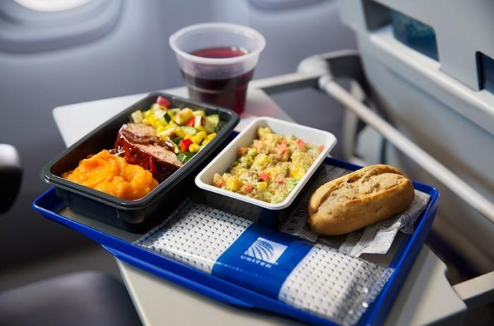 飛機餐很難吃