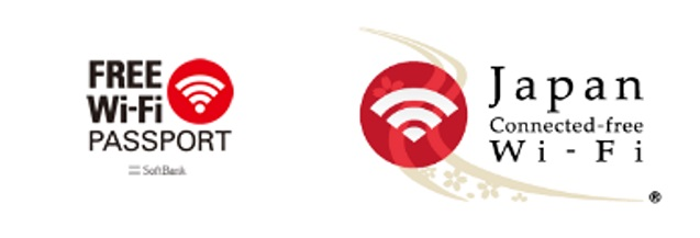 全日本地區─FREE WiFi PASSPORT Softbank & Japan Connected-free WiFi