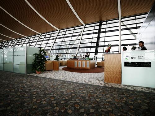 浦東機場貴賓室