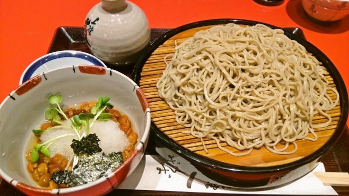 上野藪そば/上野藪蕎麥麵