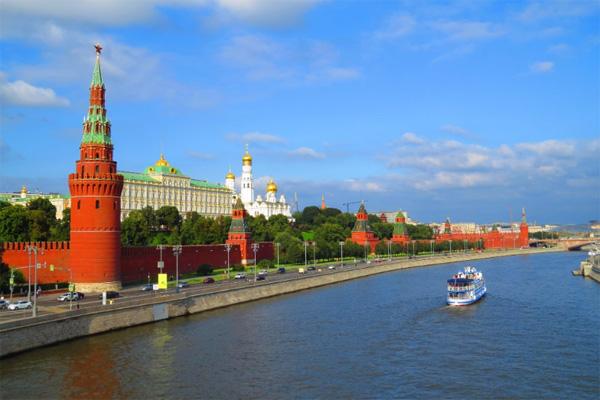2018俄羅斯世足賽6月開踢!順道去莫斯科旅遊吧!
