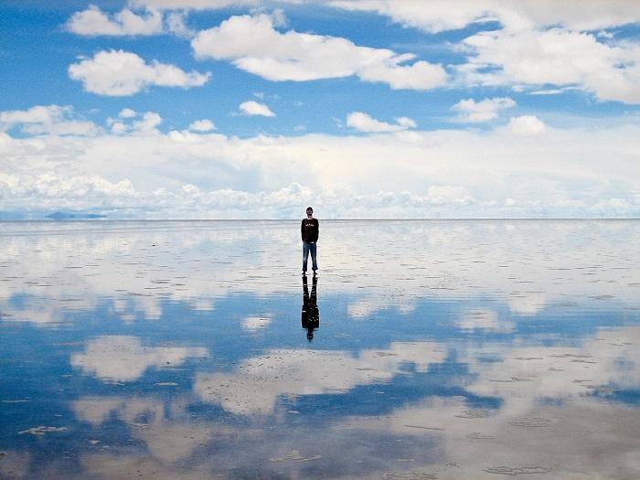 【全球6大天空之鏡】此生必拍天空之鏡,美到讓你窒息!