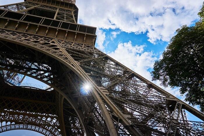 2018長程航線新航點之一 巴黎
