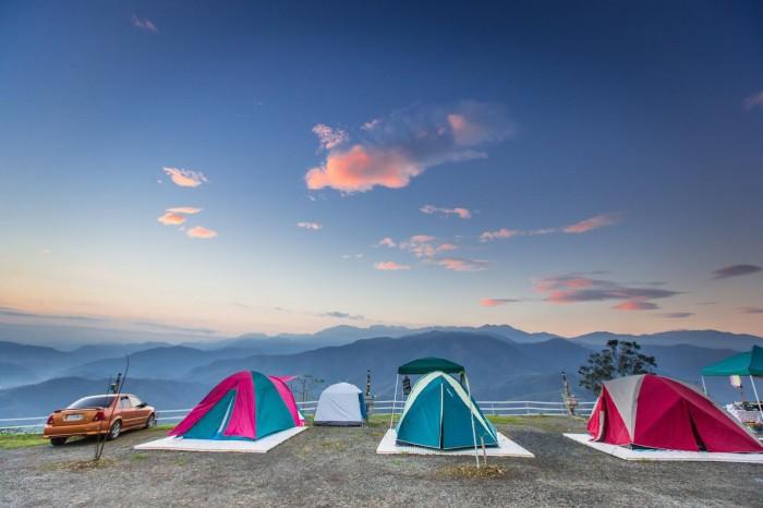 松蘿園林露營區