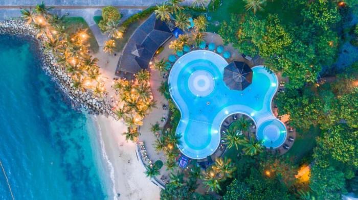 太平洋絲綢飯店