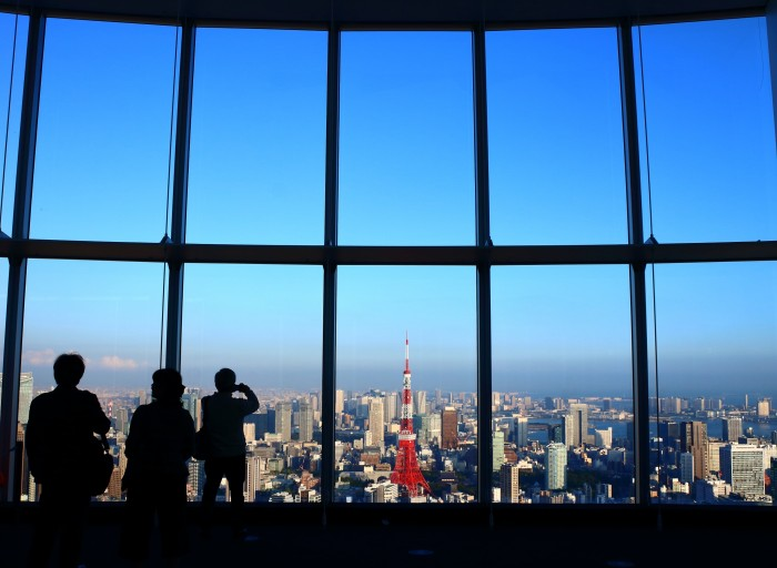 東京City View