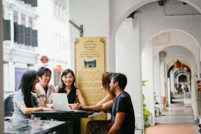 部落理論 - 創業者和企業家創業青年旅館
