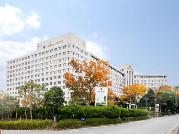Hotel Mystays成田精品酒店