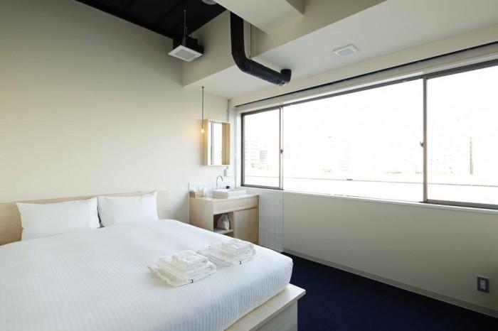 東京清澄LYURO共享飯店