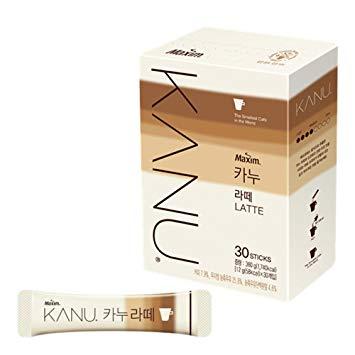 KANU拿鐵咖啡