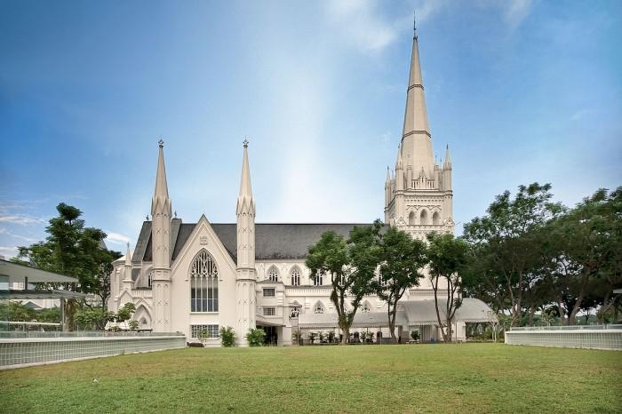 新加坡行政大廈區