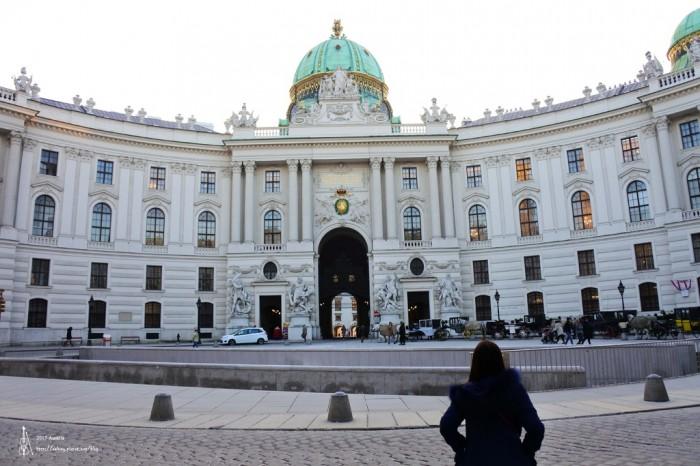 [奧地利] 維也納:霍夫堡皇宮Hofburg