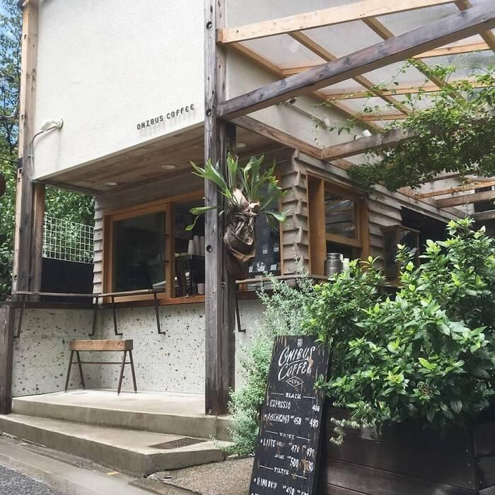 中目黑 Onibus Coffee