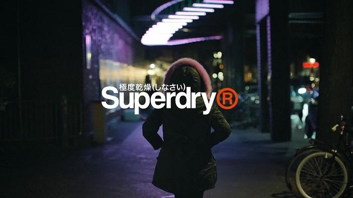 Superdry極度乾燥