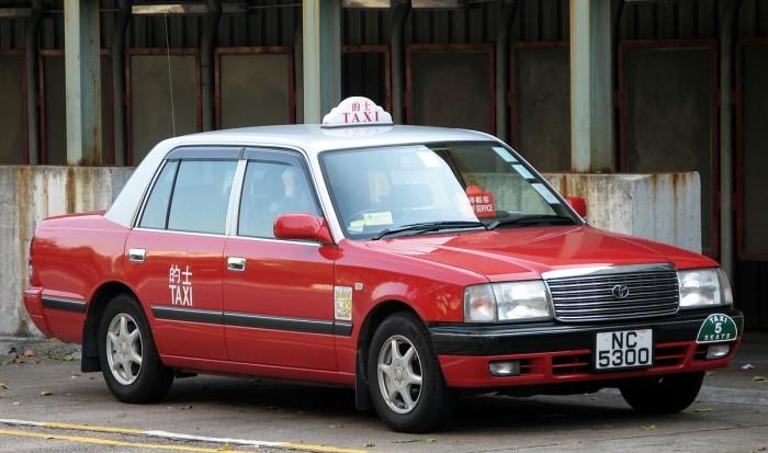 香港計程車