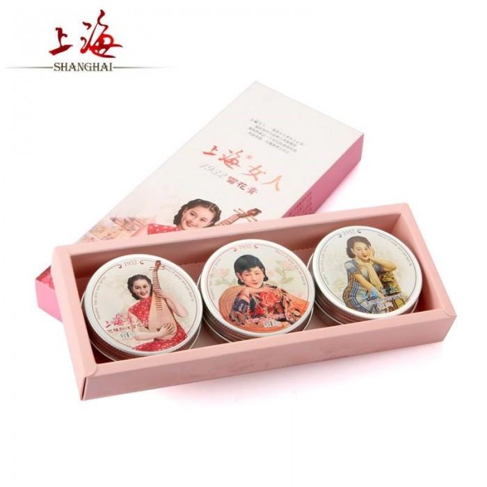 上海女人雪花膏