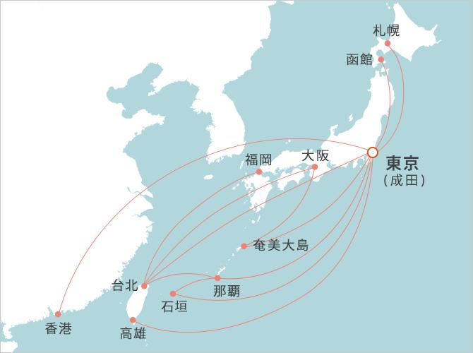 全球航線圖參考
