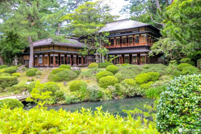 日式庭園鶴舞園
