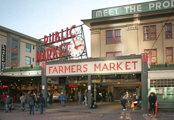 派克市場Pike Market
