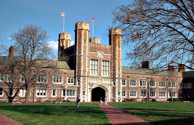 華盛頓大學