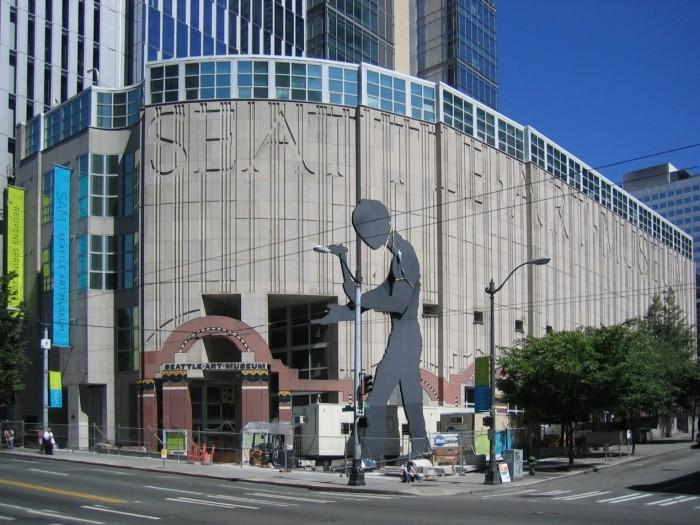 西雅圖藝術博物館 Seattle Art Museum