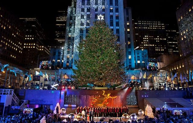 美國紐約聖誕旅遊這樣玩!聖誕市集、耶誕景點、歌舞劇等行程懶人包