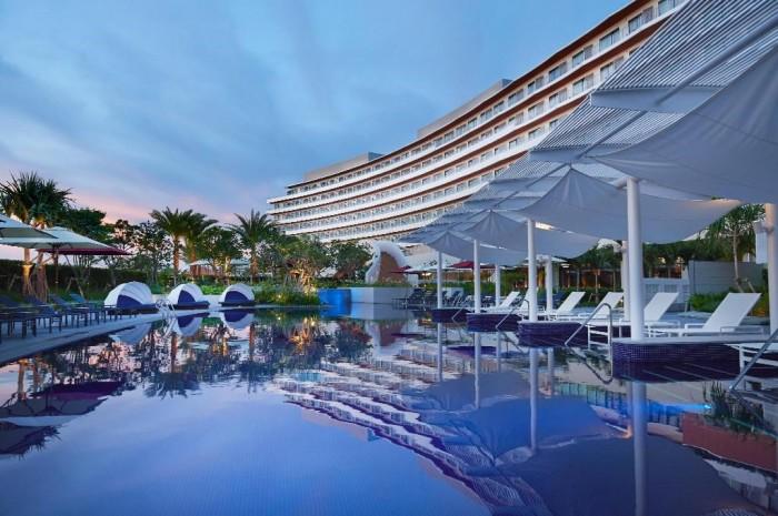 沖縄北谷希爾頓度假飯店