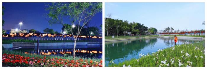 豐原葫蘆墩公園