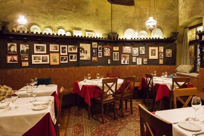 Restaurant Griechenbeisl