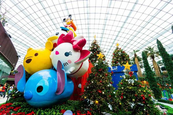 新加坡年底必去10大旅遊熱點 各式精彩活動任你玩