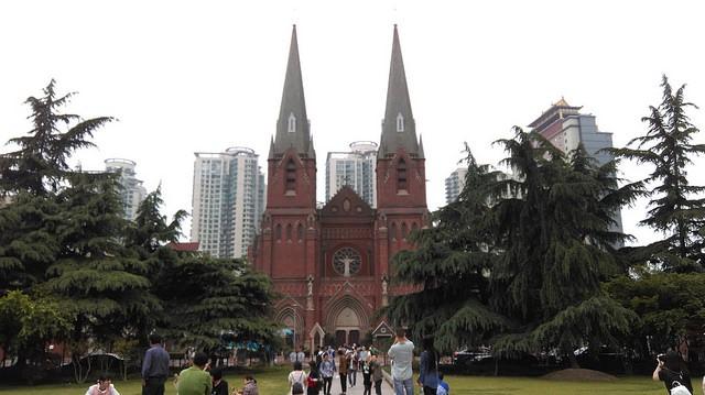 上海徐家匯天主堂