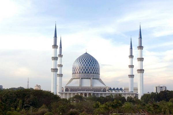 最新熱門打卡景點!馬來西亞雪蘭莪天空之鏡