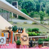 宜蘭|秋日的夢幻懶人露營!不只是露營~手作、放空,享受純粹的職感生活